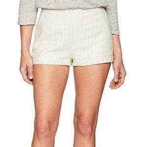 Cupcakes and Cashmere Alta Striped Shorts